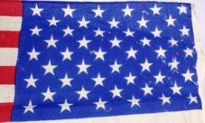 Qué significan las estrellas en la bandera de Estados Unidos