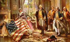 ¿Quién creó la bandera de Estados Unidos?